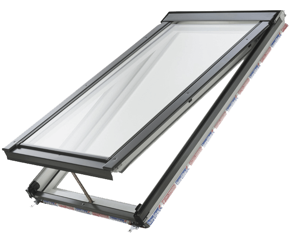 Electric skylight keylite skylights for Remote control skylights